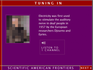 Scientific american frontiers1